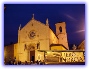 Norcia, truffle exposition